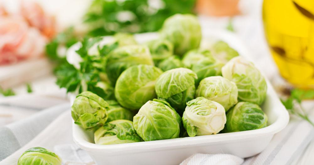 Nutritional Facts About Brussels Sprouts