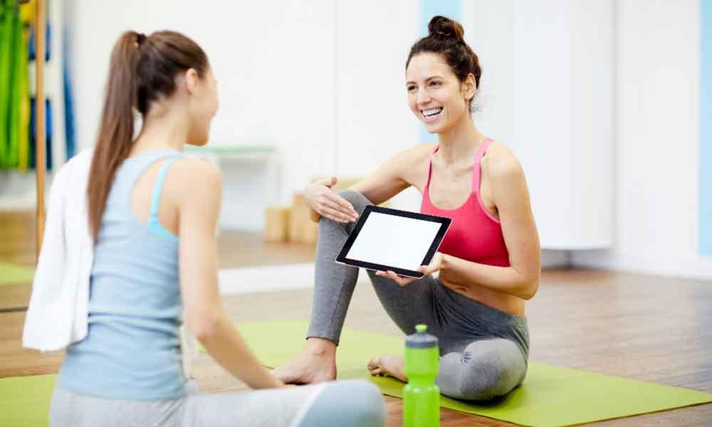 Offering fitness and training classes through virtual media also has the following advantages
