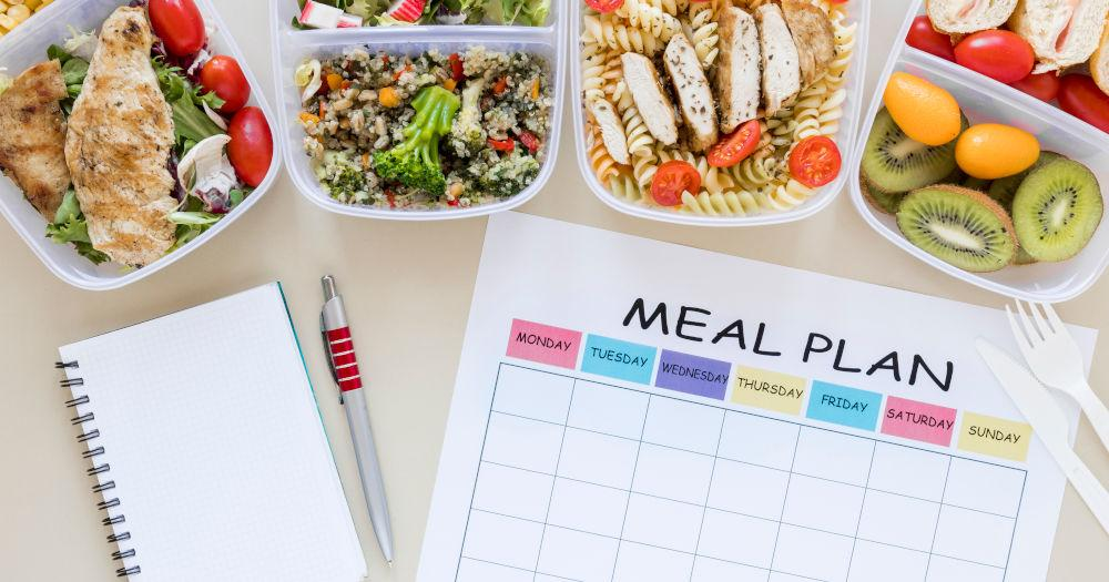 Plan & prep meals for the week