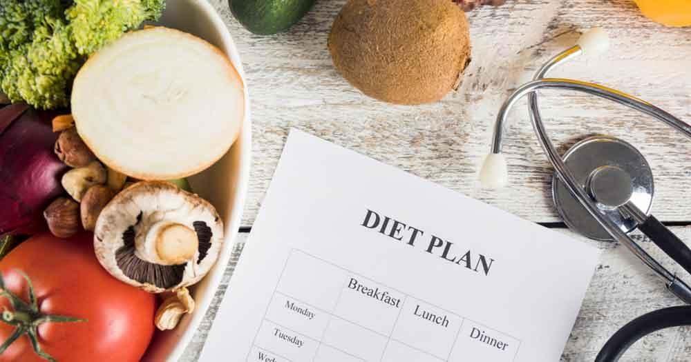 Presenting a healthy and homemade skin diet plan!