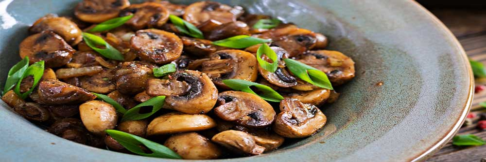 tasty mushroom nutrition value for fiber, vitamin, antioxidants for a healthier lifestyle and faster fat loss