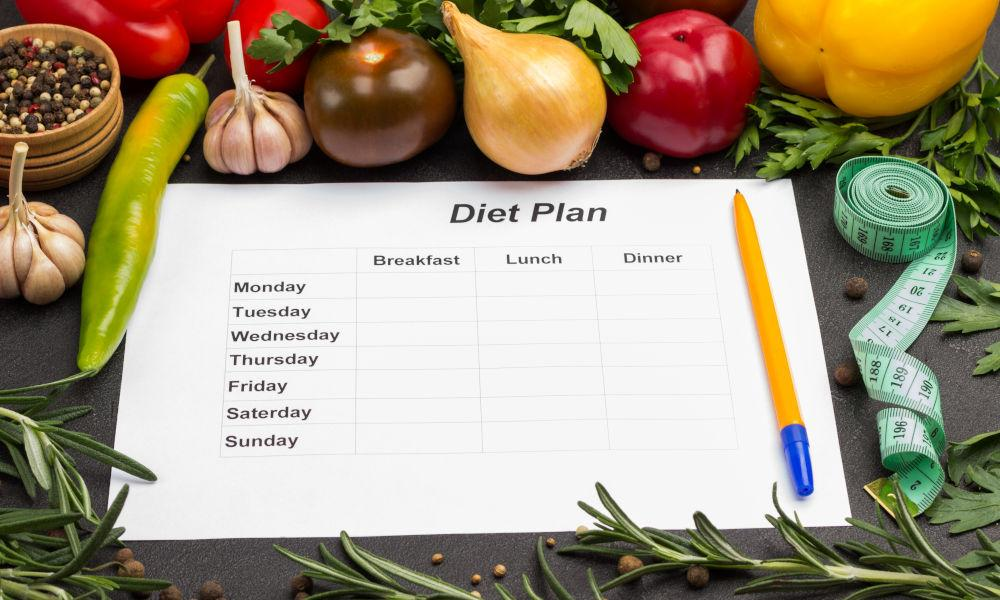Red Alert: Adding a healthy diet plan to your cycling routine is an awesome way to get started!