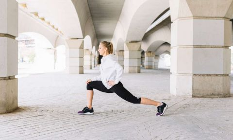 Burn Fat With Lunges! - 2