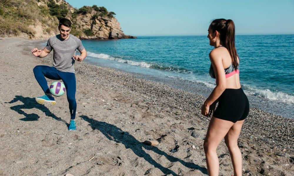 Expert's views on how to stay in shape through the holidays