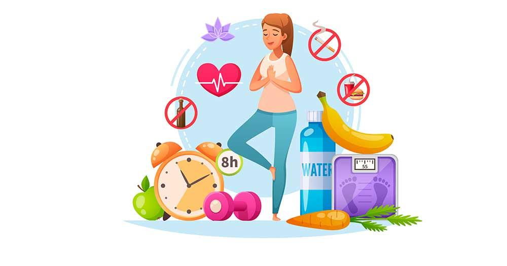 switch to yoga and fitness-based lifestyle to beat weight loss plateau