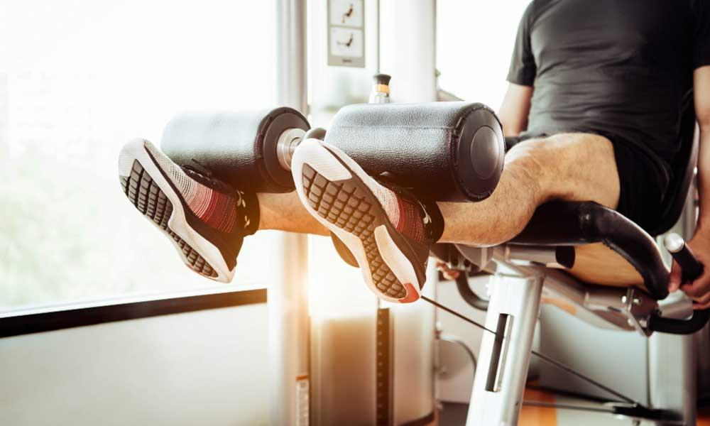 the best calf exercises with weight in a gym