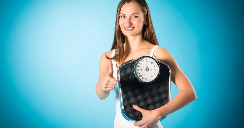 The result is instant, steady weight reduction – even though most of this reduction is due to loss of water.