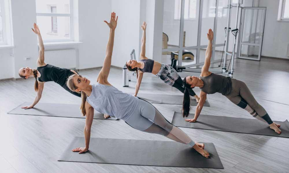 conduct group fitness sessions online