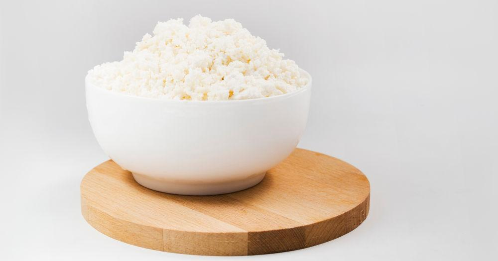 Use cottage cheese as an ingredient instead of a snack