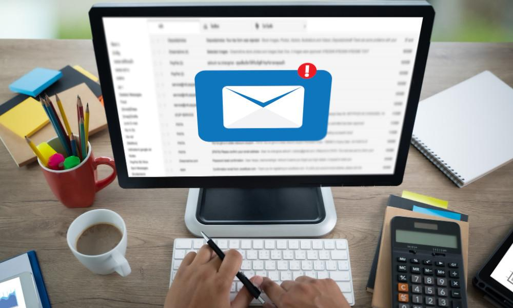 Virtual Business Email, Notifications & Push Alerts Software