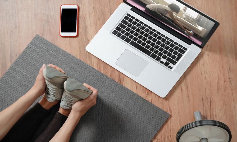 Virtual Fitness Software
