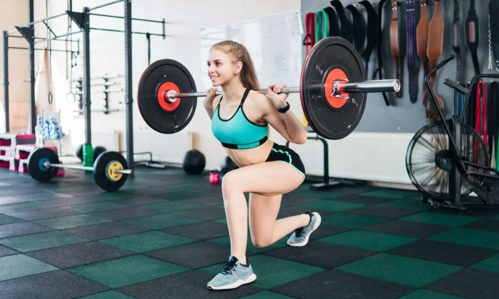 Weight training For Women - 3