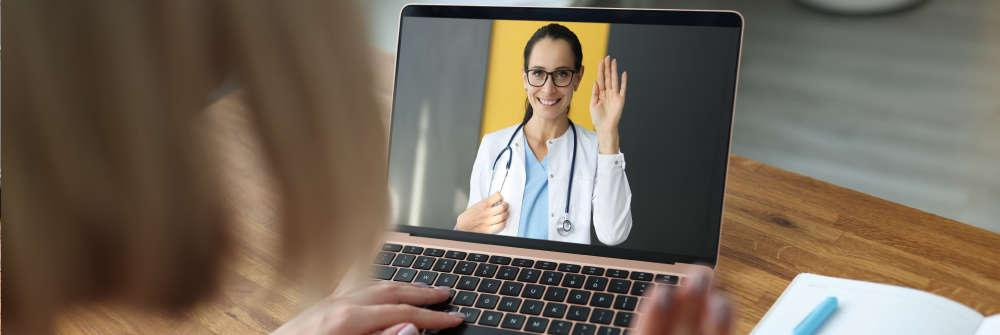 What are virtual healthcare services?