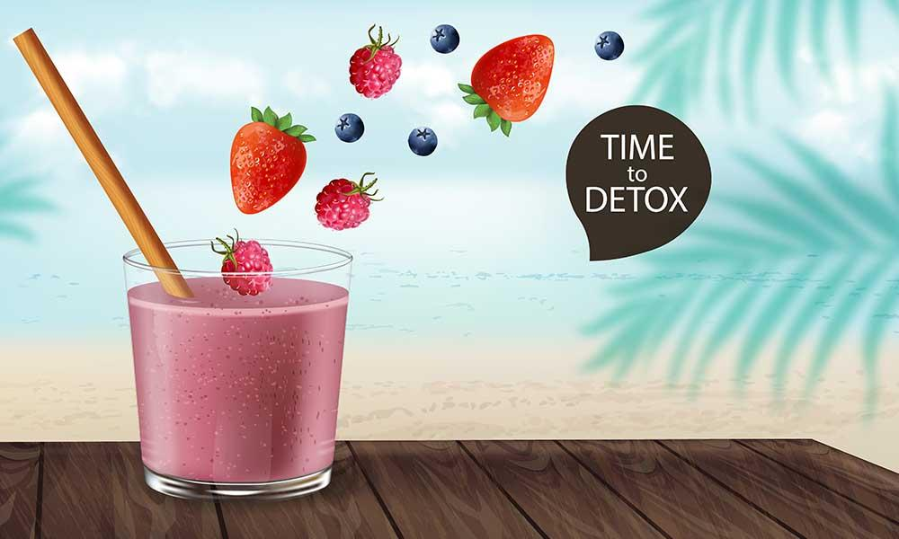 what is healthy detox?
