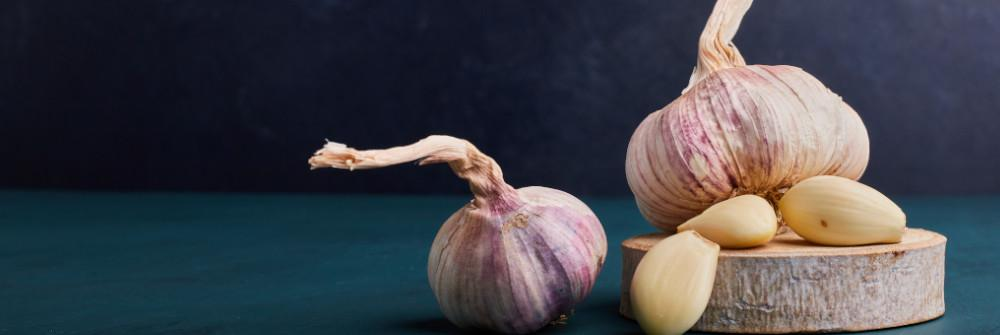 What is the nutritional value of garlic?