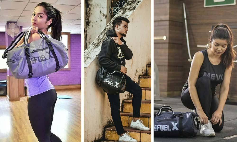 Which duffle bag did you choose?