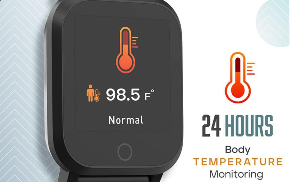 Why Your Next Online Fitness Session Needs a Temperature-Sensing Smartwatch? - 3