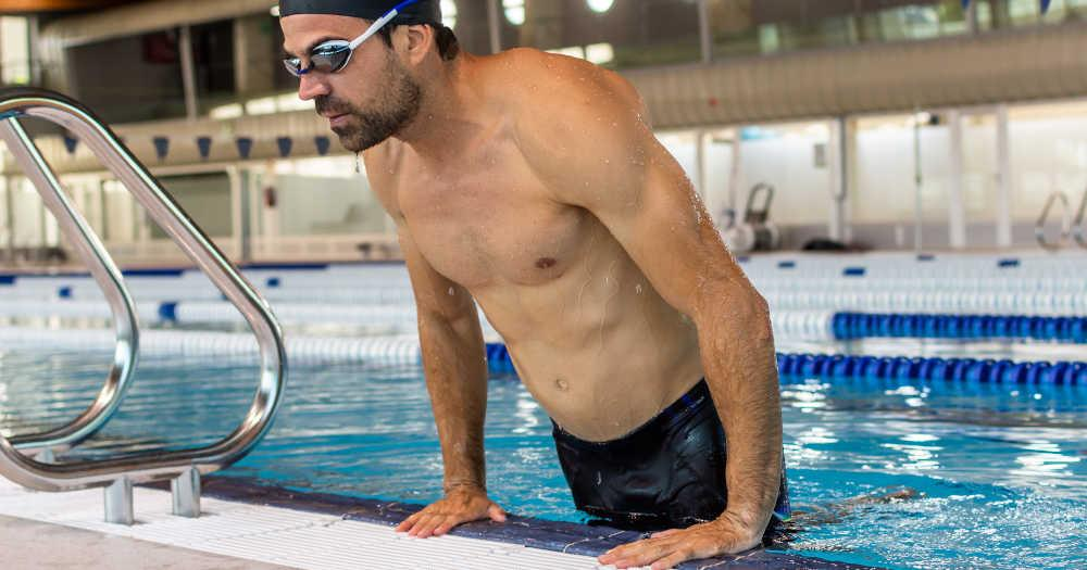 Workouts In Water! - 4