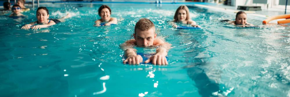 Workouts In Water! - 3