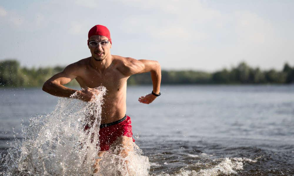 Workouts In Water! - 6