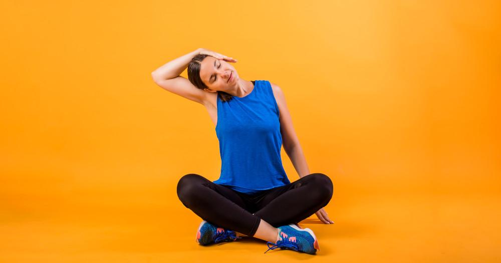 Yoga For Headache And Neck Pain