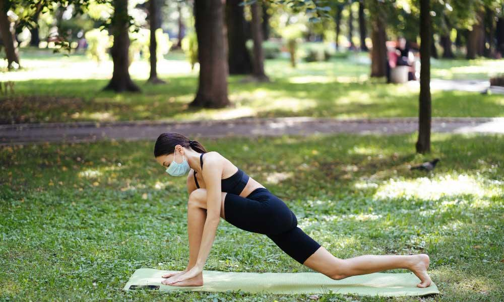 Your fitness plans should not be limited by COVID-19