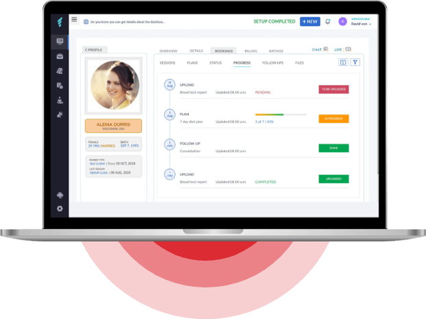 SMART TRACKER & MANAGER